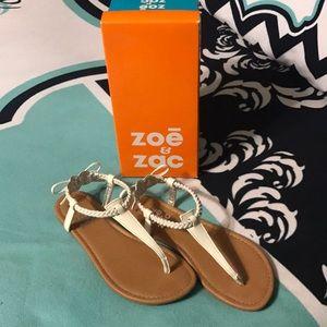 Zoe & Zac (Payless) sandals